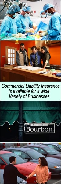 Bowles Insurance Agency offers commercial liability insurance