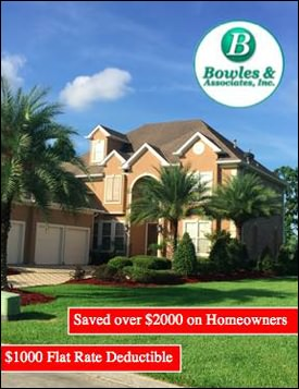 Bowles Insurance Agency provides Homeowners Insurance for all types of homes in the New Orleans area and all of Louisiana